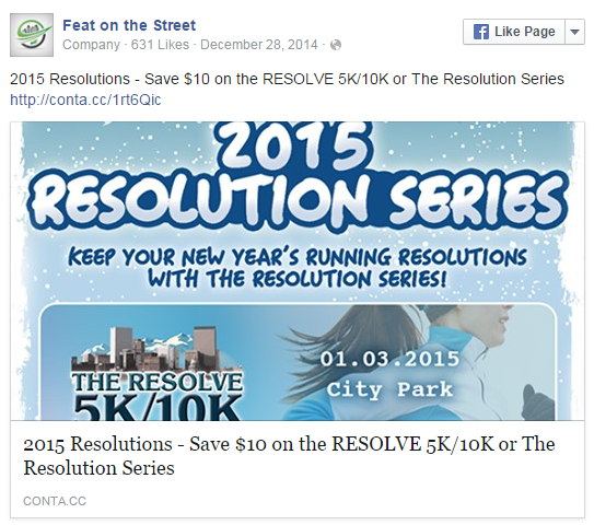 facebook ad example 1