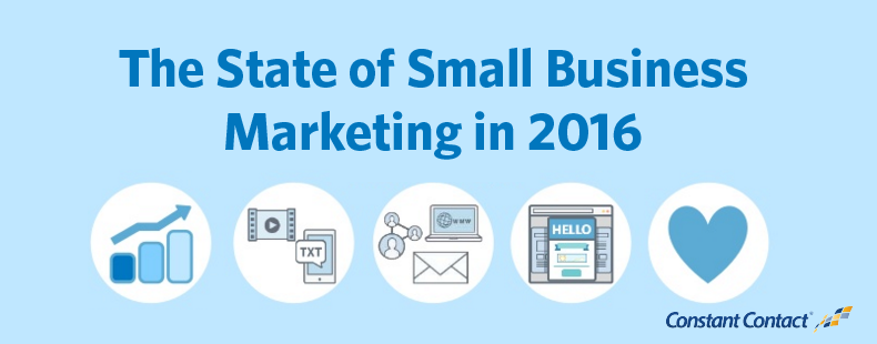 The State of Small Business Marketing in 2016