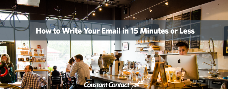 How to Write an Email in 15 Minutes or Less
