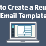 create a reusable email template 2