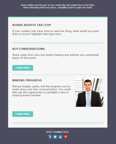 Latest Educational News Update: Tired Of Your Newsletter Design? 14 Email Templates To
