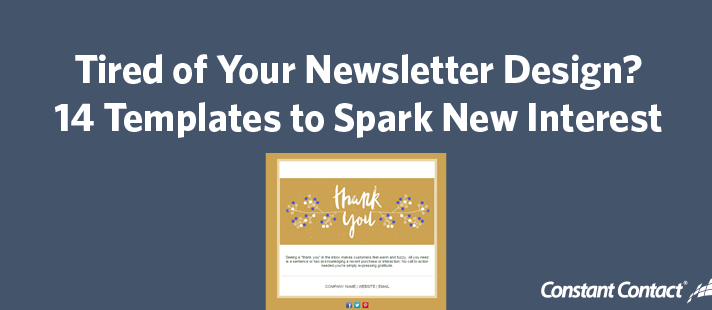 14 newsletter designs your customers will love maxwellsz
