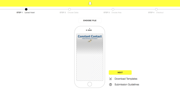 How To Master Your First Snapchat On Demand Geofilter