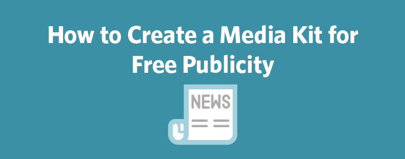 how to create a media kit image