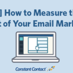 measure your email marketing worksheet ft image