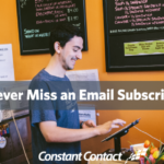 how to never miss an email subscriber ft image