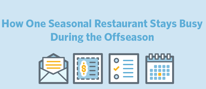 How One Seasonal Restaurant Stays Busy During the Offseason