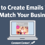 create emails that match your brand