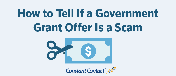 How to Tell If a Government Grant Offer Is a Scam