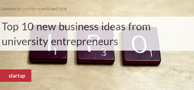 top 10 new business ideas image