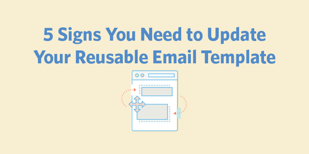 update email template
