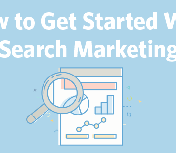 get started with search marketing