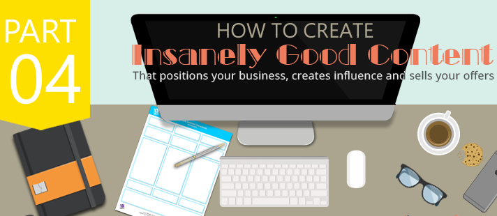 How to Create Insanely Good Content Part 4: The 13 Box System