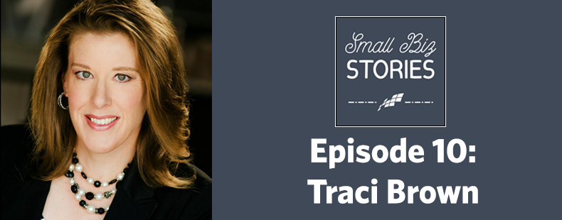 Traci Brown, Body Language Expert – Small Biz Stories, Episode 10