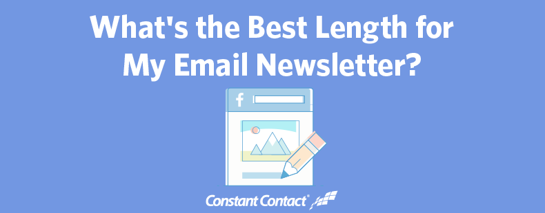 What's the Best Length for My Email Newsletter?