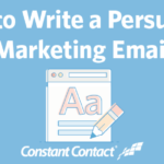 write a marketing email ft image