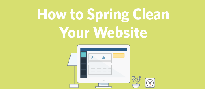 How to Spring Clean Your Website