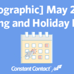 may 2017 holiday infographic