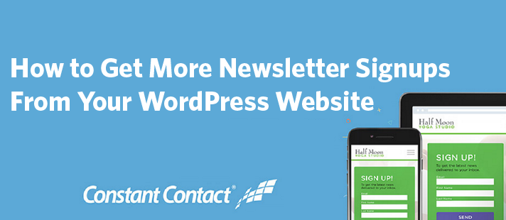 How to Get More Newsletter Signups From Your WordPress Website