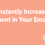 increase engagement header