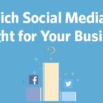 social media network header