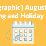 august marketing ideas