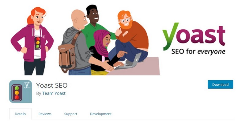Yoast SEO tool