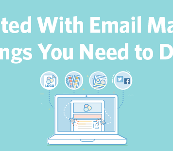 get started with email marketing header