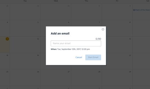 Constant Content Marketing Calendar 7