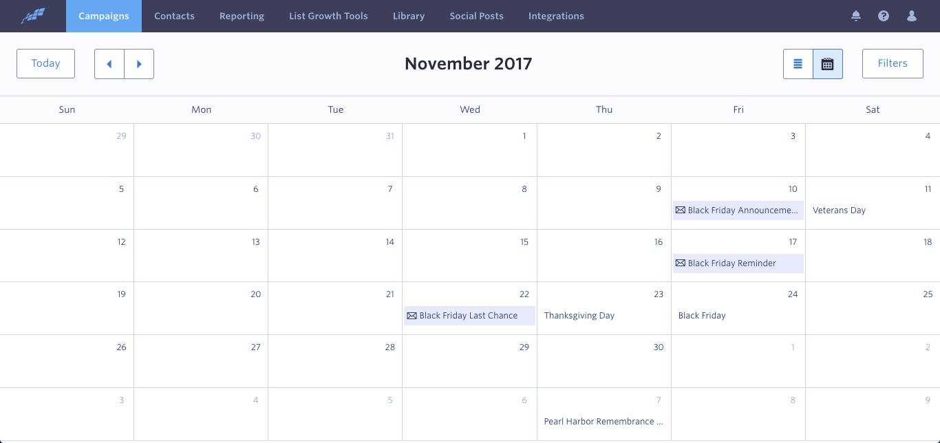 email marketing plan sample