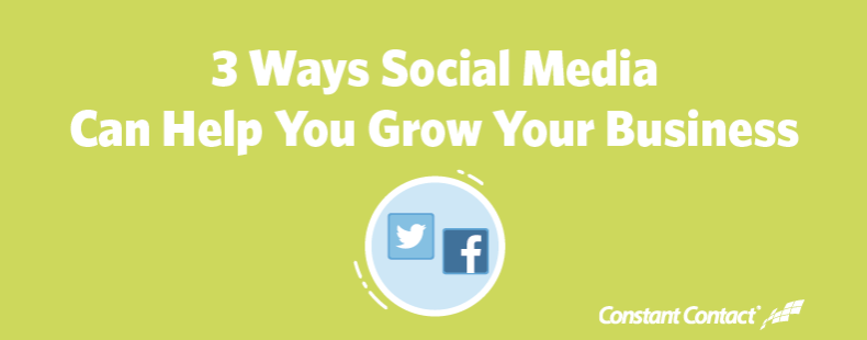 Social Media Can Help You Grow Your Business