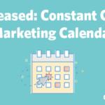 Constant Contact Marketing Calendar Header