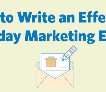 Write an Effective Holiday Marketing Email Header
