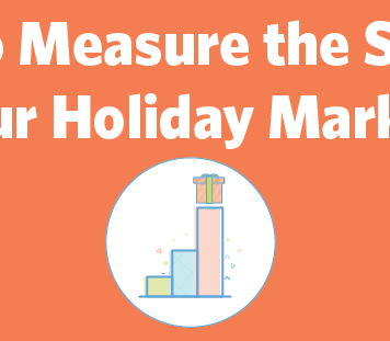 Measure the success of your holiday marketing Header