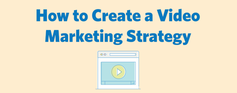 Video Marketing Strategy Header