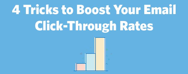 4 Tricks to Boost Your Email Click-Through Rates