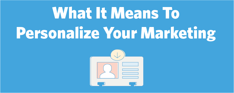 Start personalizing your emails to drive more engagement.