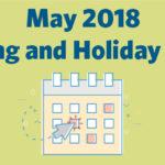May 2018 Planning Header