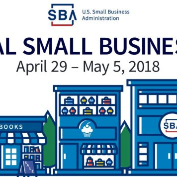 National Small Business Week Header