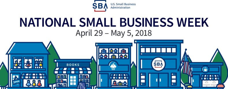 Entrepreneurs Shine During National Small Business Week