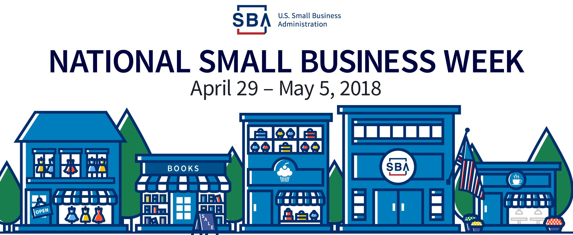 National Small Business Week Header