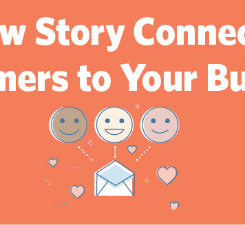 Learn to use story in your email content to engage more customers.
