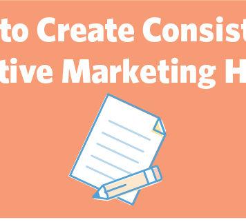 Create Marketing Habits