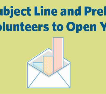 Use the right subject line and preheader to boost your open rate.