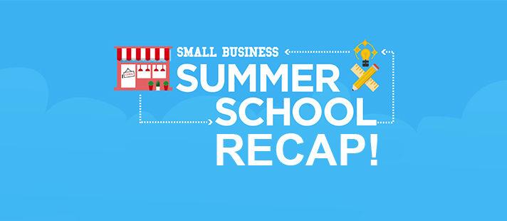 Recap: Small Business Summer School Live Stream