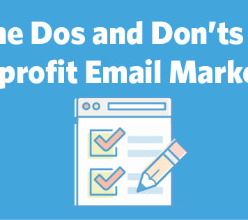 The Do's and Don'ts of Nonprofit Email Marketing