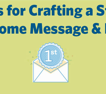5 Tips for Crafting a Strong Welcome Message