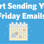 Find out why an email series works better for Black Friday.