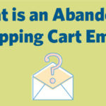 What is an Abandoned Shopping Cart Email