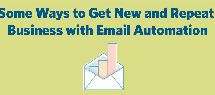 Some Ways to Get New and Repeat Business with Email Automation